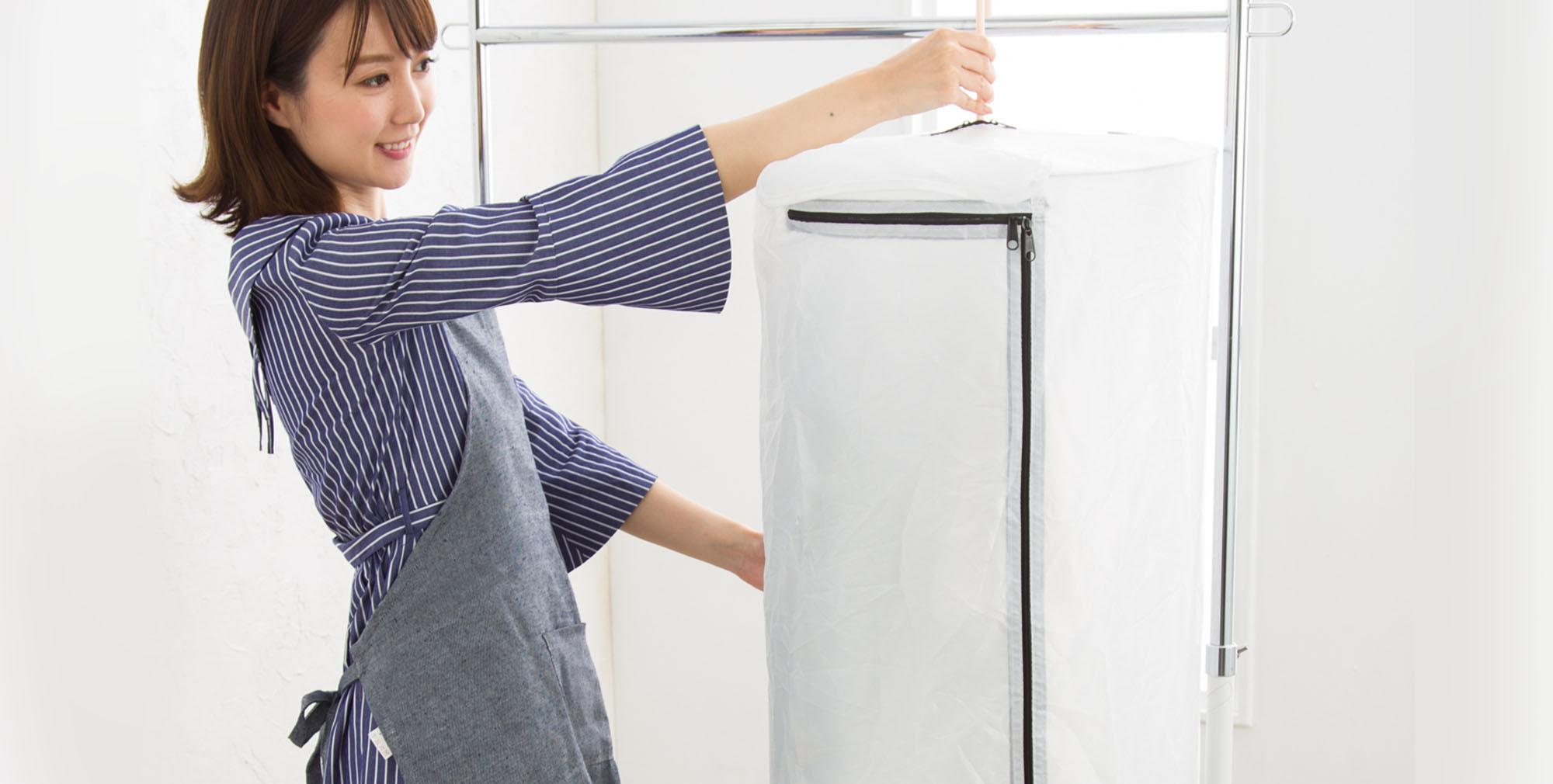 ポータブル衣類乾燥機