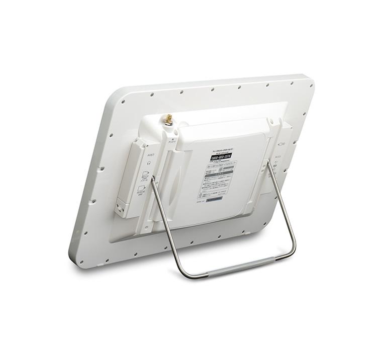 防水13.3型フルセグ対応ポータブルDVDプレーヤー