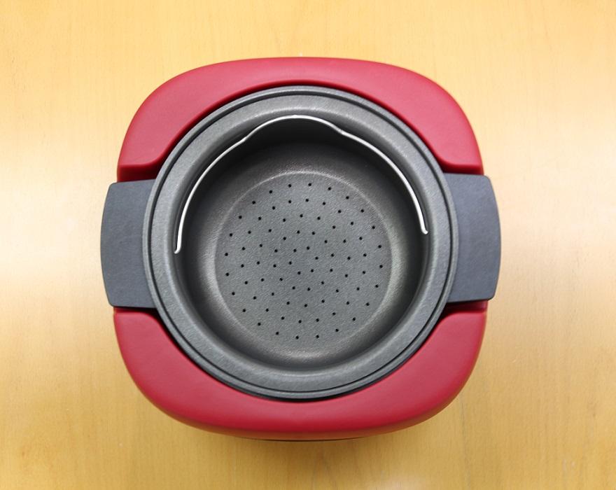 糖質カット炊飯・万能調理器アップルポット